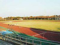 青葉の森スポーツプラザ陸上競技場3
