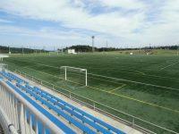 青森県フットボールセンター人工芝1