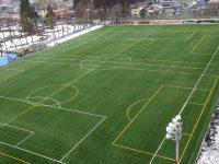 青森県フットボールセンター人工芝2
