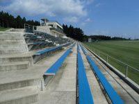 青森県フットボールセンター天然芝3