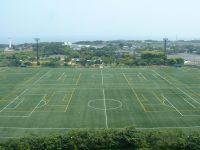 卜伝の郷運動公園多目的球技場2