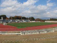 富士北麓公園陸上競技場1