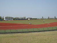 八戸市東運動公園陸上競技場1