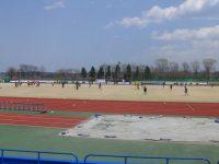 八戸市東運動公園陸上競技場2