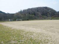 萩荘サッカー場1