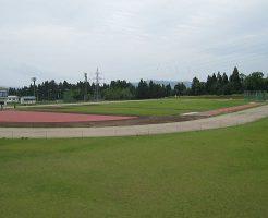 白山運動公園陸上競技場