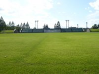 五戸町ひばり野公園陸上競技場1