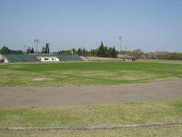 五戸町ひばり野公園陸上競技場2