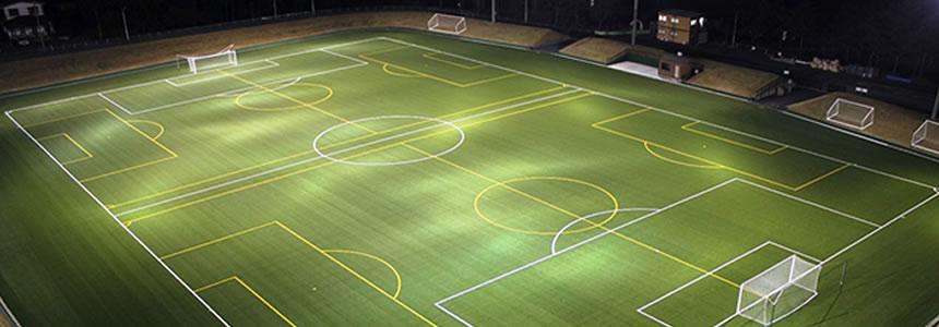 五戸町ひばり野公園サッカー場 | FOOTBALL JUNKY