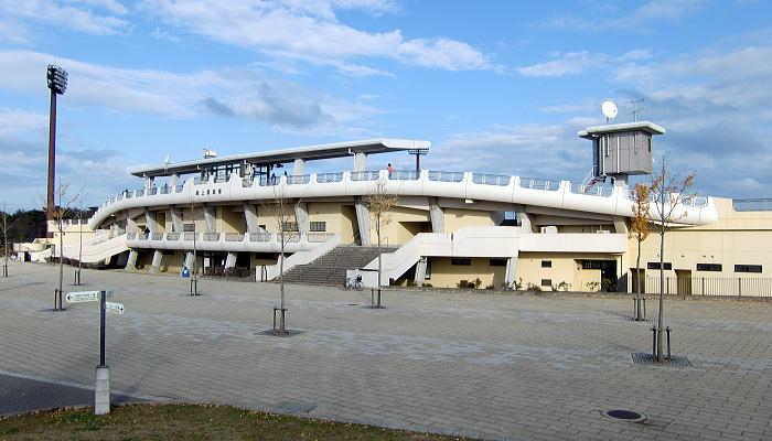 ひたちなか市総合運動公園陸上競技場 | FOOTBALL JUNKY
