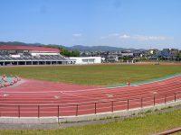 日立市民運動公園陸上競技場1