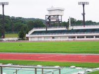 一関運動公園陸上競技場1