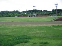 岩崎城運動公園陸上競技場3