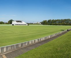 富山県岩瀬スポーツ公園サッカー・ラグビー場