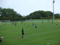 富山県岩瀬スポーツ公園サッカー・ラグビー場3