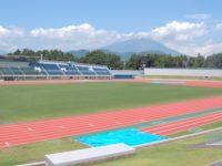 岩手県営運動公園陸上競技場1