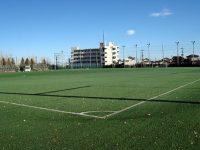 上武大学伊勢崎キャンパスサッカーグラウンド1