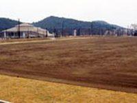 十六沼公園サッカー場クレーコート1