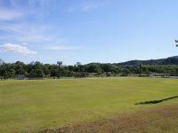 浄法寺スポーツ公園サッカー場1