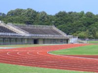 加賀市陸上競技場1