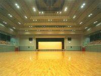 上山市体育文化センター1
