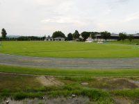 甘楽町陸上競技場2