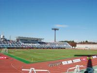 笠松運動公園陸上競技場3