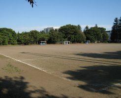 勝瓜公園サッカー場