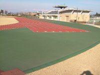 河内総合運動公園陸上競技場2