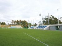 国際武道大学サッカー場2