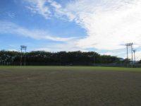 渋川市子持総合運動場多目的広場3