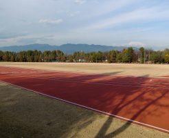 小瀬スポーツ公園補助競技場