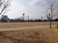 茎崎運動公園多目的広場2