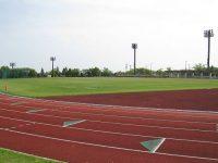 富山県空港スポーツ緑地陸上競技場1