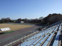 前橋総合運動公園陸上競技・サッカー場2