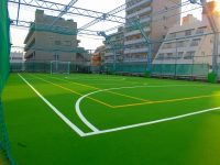 malva football park FUTSAL POINT 市川本八幡3