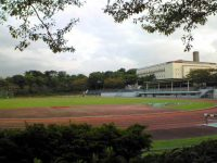 松戸運動公園陸上競技場1