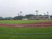 松山下公園陸上競技場1