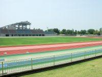 松任総合運動公園陸上競技場1