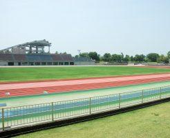 松任総合運動公園陸上競技場