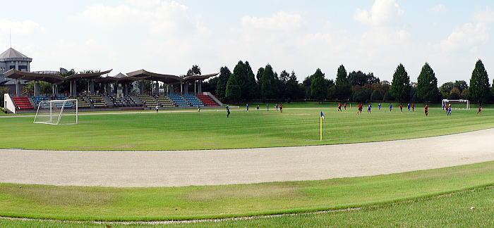 壬生町総合公園陸上競技場   FOOTBALL JUNKY