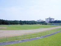 三沢市民の森陸上競技場1