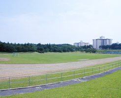 三沢市民の森陸上競技場