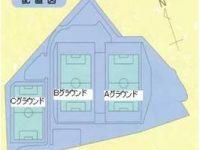宮城県サッカー場Cグラウンド3
