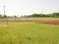 森山総合公園陸上競技場1