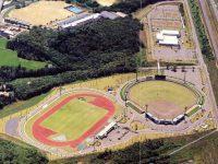 森山総合公園陸上競技場3