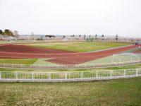 むつ運動公園陸上競技場1