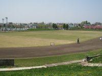 八戸市長根公園運動場1
