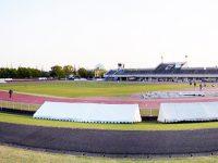 長岡市営陸上競技場2