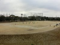 流山市総合運動公園陸上競技場3